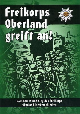 Freikorps Oberland greift an!
