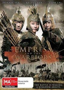 An Empress And The Warriors : NEW DVD