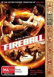 Fireball NEW R4 DVD