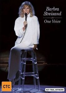 USED (GD) Barbra Streisand: One Voice (2006) (DVD)