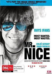 Mr. Nice (DVD, 2011)