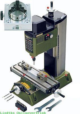 PROXXON MF70 2710 Micro Fräse + Proxxon  24264 Teilapparat  NEU / OVP