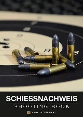 Schießbuch // Schiessbuch Sportschützen Nachweis für die Behörde