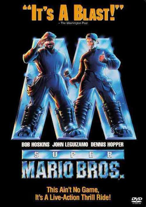 SUPER MARIO BROS. NEW DVD