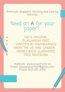 Coursework/Assignments/Term Paper Help from MA/PhDs