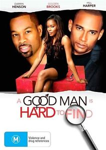 A Good Man is Hard to Find  DVD=DARRIN HENSON=REGION 4 = BRAND NEW AND SEALED