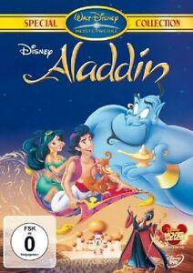 DVD Walt Disney Aladdin (Aladin) - Special Collection Neu/OVP