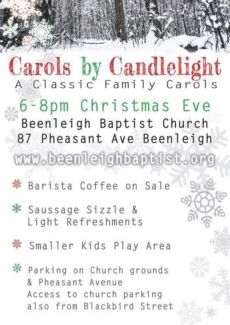 Beenleigh Christmas Carols