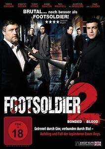 Footsoldier 2  DVD NEU FSK 18