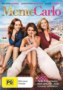 Monte Carlo - NEW (DVD, 2012)