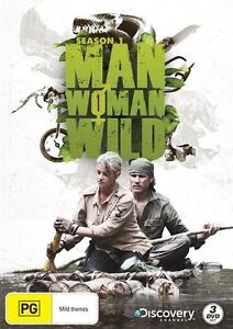 Man-Woman-Wild-Season-1-DVD-2011-3-Disc-Set-BRAND-NEW-SEALED