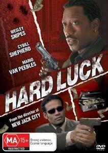 Hard Luck (DVD, 2006) DVD Region 4 (VG Condition)