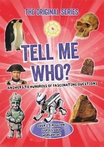 New, Tell Me Who? (Tell Me Series), Bounty, Book