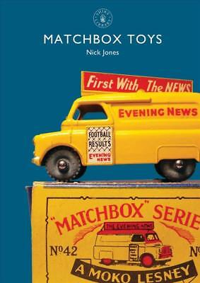 MATCHBOX TOYS - JONES, NICK - NEW PAPERBACK BOOK