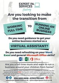 Do you want to run an online business from home?