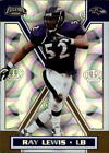 Pacific Ray Lewis Football Trading Cards