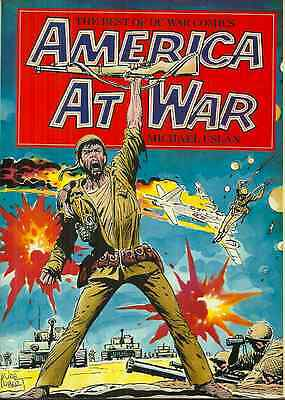 AMERICA AT WAR - THE BEST OF DC WAR COMICS, Michael Uslan - SGT ROCK, ENEMY ACE