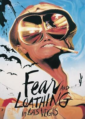 Fear And Loathing In Las Vegas Poster Angst & Schrecken Filmplakat 61 x 91,5 cm