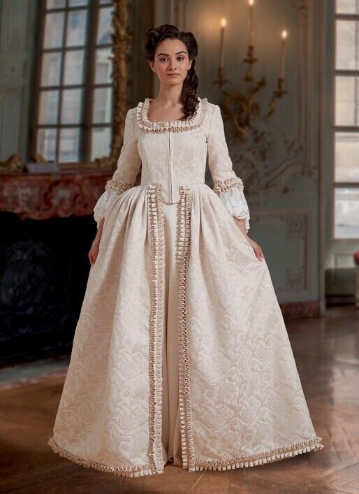 18th Century Ballgown Set