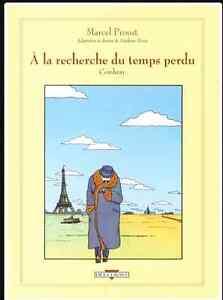 A LA RECHERCHE DU TEMPS PERDU T.1 E.O.1998 MARCEL PROUST