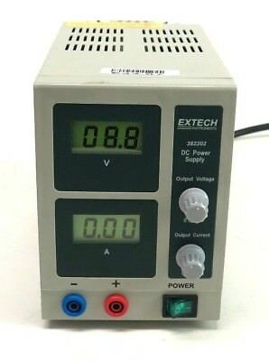 Extech 382202 Single Output Dc Power Supply 18v3a