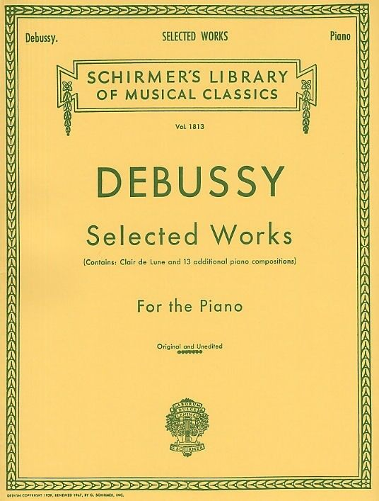 Debussy Selected Works