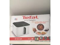 Brand new in box Tefal Fry Delight