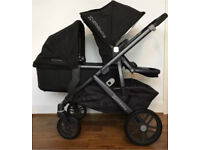 Uppababy vista 2015 double buggy