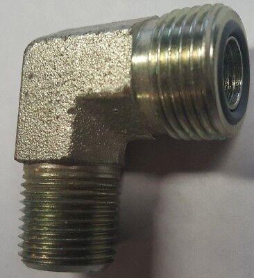 Fs2501-08-08 Face Seal Hydraulic Fitting Mfs -mp 90