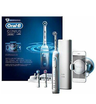 Oral-B GENIUS 8000s Electric Toothbrush Braun BEST PRICE!!!