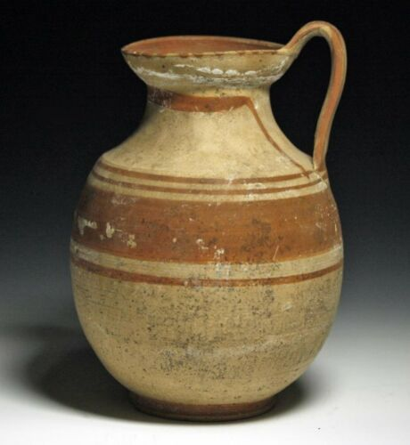 GREEK APULIAN VESSEL  5-4th CENTURY BCE - { Published Byron Farwell Collection }