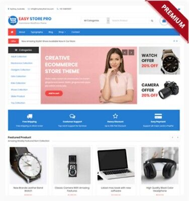 Ultimate Wordpress Premium Theme Bundle Established Turnkey Website Scripts