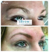 50%OFF MIcroblading at Bedford iBrow & Laser Clinic