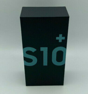 SAMSUNG GALAXY S10+ S10 PLUS 128GB G975 VERDE -PRISM GREEN ORIGINAL PRECINTADO