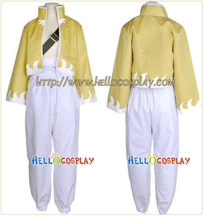 FullMetal alchemist Cosplay Ling Yao Costume H008