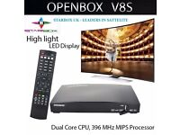 ★600 MHZ OpeNbOx V8S★★2016 SaT ReCIeVeR ✰12 MTHS ALL CHANNELS✰ NETWORK UPGRADE✰