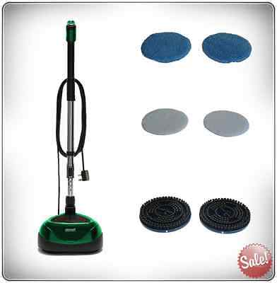 Electric Cleaner Polisher Machine Floor Scrubber Buffer Burnisher Tile Hard Wood