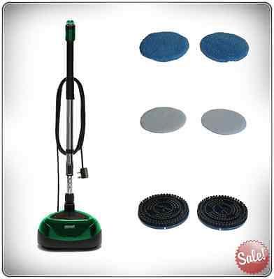 Electric Cleaner Polisher Machine Floor Scrubber Buffer Burnisher Tile Hard Wood