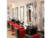 Hair Salon assistant manager required