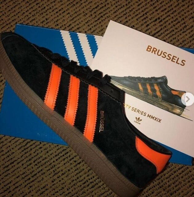 Adidas brussel trainers size 10 mens | in Plymouth, Devon | Gumtree