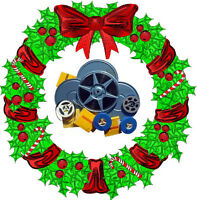 8mm film reels ***Christmas Special***