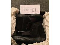 Adidas Yeezy 750 Triple Black- UK 9.5/10.5 - Unworn with in store receipts