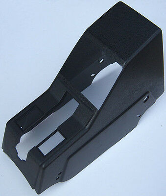 VOLVO 240 center console cover parking brake cover BLACK arm rest  1373615