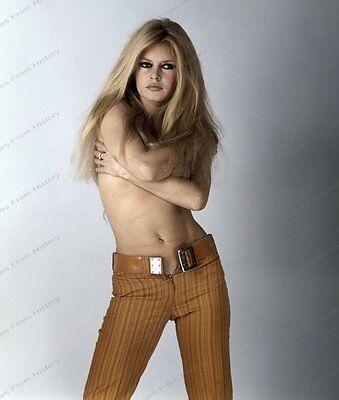 8x10 Print Brigitte Bardot Sexy Mod Fashions #BB932