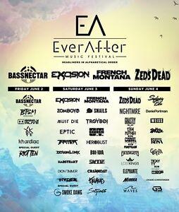 Ever After Festival 4 hard copy tix