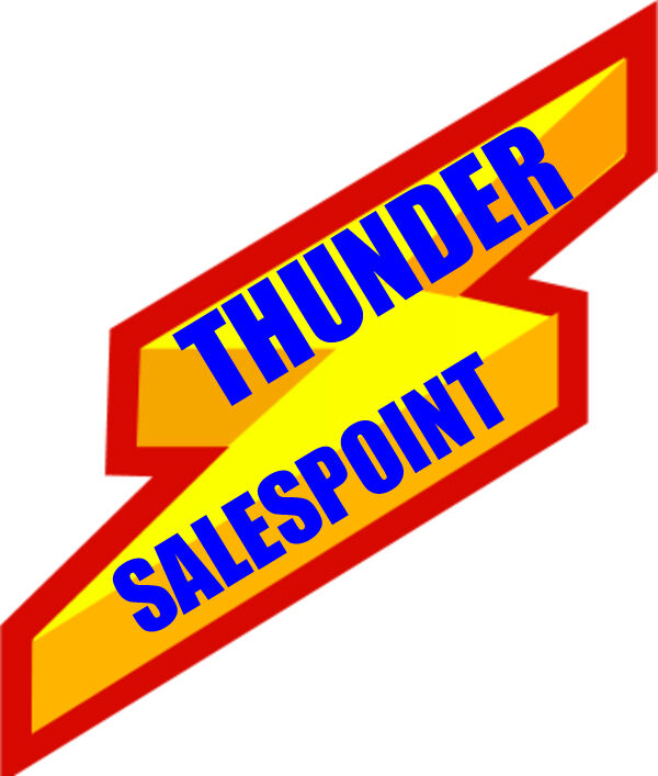 THUNDER SALES POINT