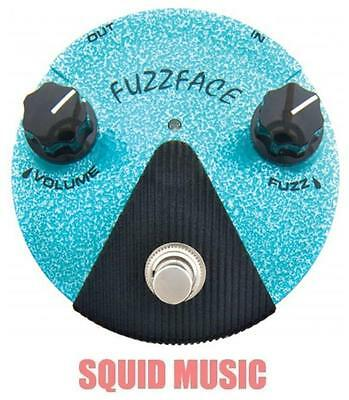 Dunlop FFM3 Jimi Hendrix Fuzz Face Mini Turquoise Guitar Pedal ( OR BEST OFFER )