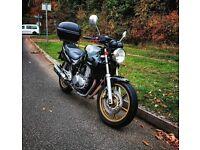 Honda cb500 2002