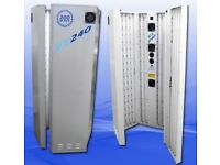 SUNBED HIRE Stand up VX240 Sunbed sun bed HIRE RENT