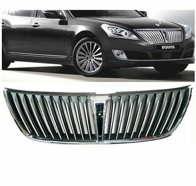 NEW 2014-2015 Hyundai EQUUS FRONT GRILLE W/Front Camera hole Genuine Part OEM